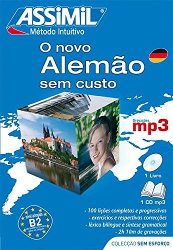 O Novo Alemao Sem Custo par Book & MP3 CD