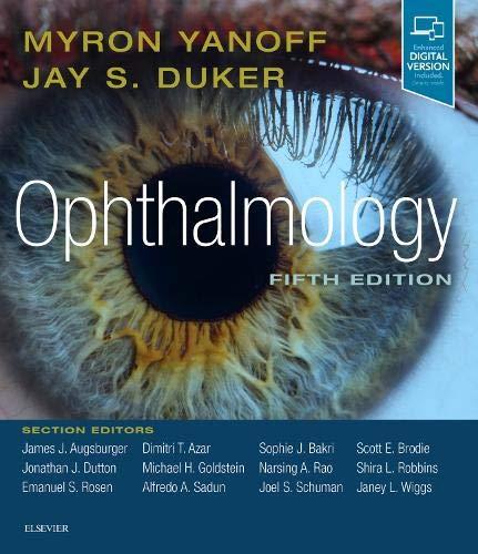 Ophthalmology, 5e por Myron Yanoff MD