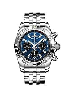 Breitling Herren-Armbanduhr Windrider Chronograph Automatik Edelstahl AB011012/C789/375A