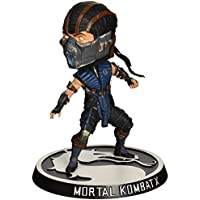 Mezco Toyz Mortal Kombat: Subzero Bobble Head Figure