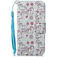 Handytasche für iPhone 6 Plus, Kucosy iPhone 6S Plus 3D Gemaltes Muster PU Leder Folio Brieftasche Schutzhülle... preisvergleich bei billige-tabletten.eu