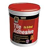 Everbuild Fix & Grout Tile Adhesive 703 10 Litre/16Kg EVBFIX10
