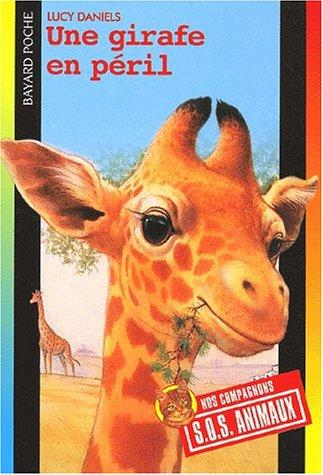 Une girafe en péril