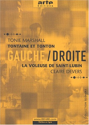 Tontaine et Tonton : La voleuse de Saint-Lubin par Claire Devers