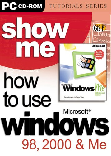 Show Me How To Use Windows 98,2000 & ME Test