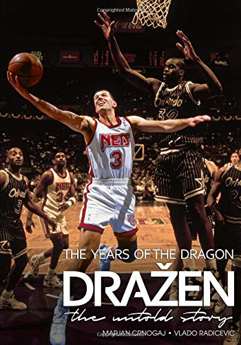 Drazen - The Years of the Dragon: the untold story por Marjan Crnogaj