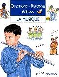 Image de Questions - Réponses, 6/9 ans : La Musique