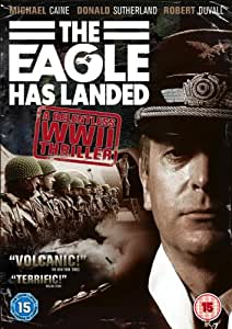 The Eagle Has Landed Dvd Amazon Co Uk Michael Caine
