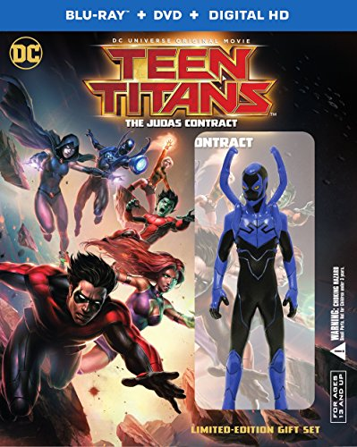 Teen Titans: The Judas Contract [USA] [Blu-ray]