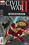 MARVEL CIVIL WAR II Comic Heft # 3 (Apr 2017): Iron Man dreht durch!