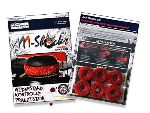 """AAA-Shocks (Original Analogstick Aim Assistance Stossdämpfer Zielhilfe für Shooter Games): """"Bloody Bros"""" für PlayStation 4"""