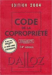 Code de la copropriété 2004