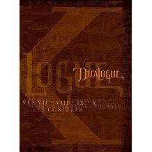 Le Decalogue : Coffret tomes 6 à 10