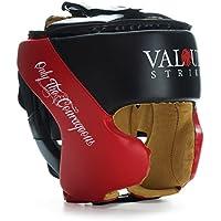 """Casco protector Valour Strike® de entrenamiento para boxeo, MMA, artes marciales y """"kick boxing"""", impacto cero"""