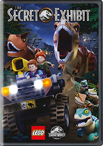 Lego Jurassic World: Secret Exhibit [Edizione: Stati Uniti] [Italy] [DVD]