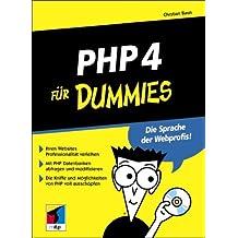PHP 4 für Dummies
