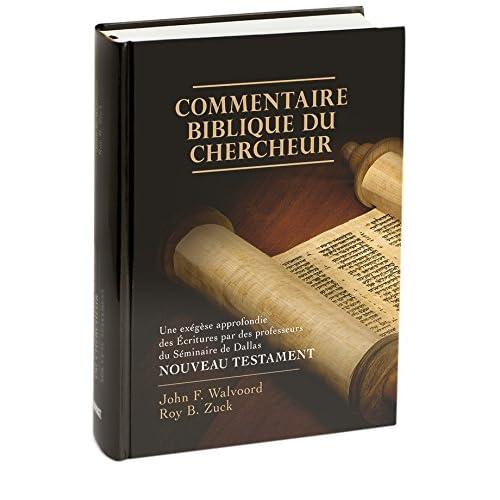 Commentaire Biblique du Chercheur Nouveau Testament