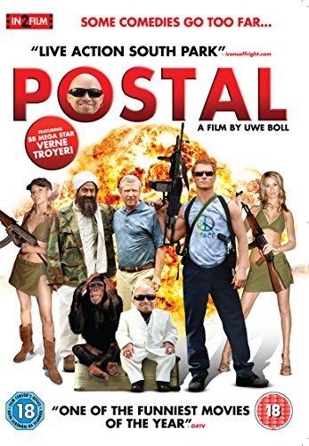 Postal [DVD] by Zack Ward