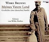 Meines Vaters Land, 5 Audio-CDs - Wibke Bruhns