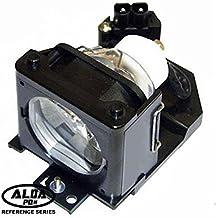 Alda PQ Reference, Bombilla sustituida DT00701 para HITACHI CP-HS980, CP-HS982, CP-HS982C, CP-HS985, CP-HX990, CP-HX992, CP-HX995, CP-RS55, CP-RS55W proyectores, lámpara con carcasa
