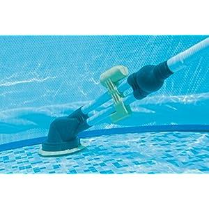 Pulitore automatico Bestway brevettato per piscine fuori terra con impianto filtrante