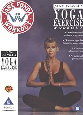 Jane Fonda's Yoga Exercise Workout [VHS] from Warner