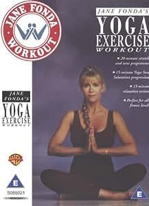 Jane Fonda's Yoga Exercise Workout [VHS]