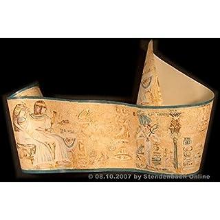 AS Creation Egyptian Design 7715-13 Vinyl Wallpaper Border