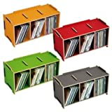 CD- Box Werkhaus grasgrün