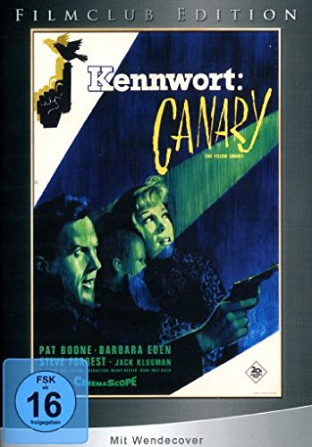 Kennwort: Canary - Filmclub Edition 44 [Limited Edition]