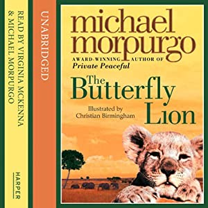 the butterfly lion audio download amazon co uk michael