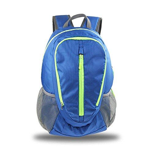 Xiuxiandianju 36-55L L 36-50L outdoor borsa uomini e donne impermeabile sport alpinismo borsa , orange Blue