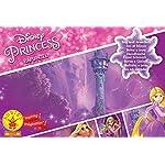 Rubies Set de collar guante y bolsa para ni/ña de Rapunzel talla /única