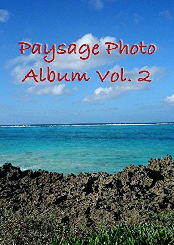 Couverture du livre Paysage Photo Album Vol. 2