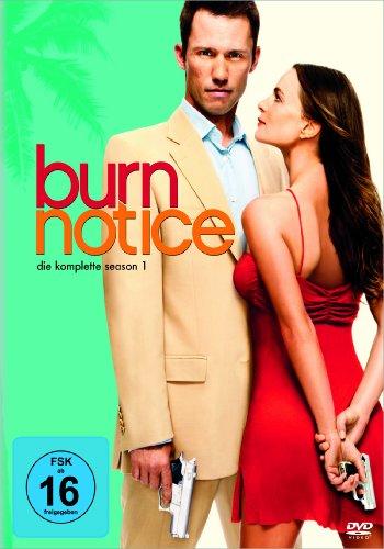 Burn Notice - Die komplette Season 1 (im Pappschuber) [4 DVDs] -