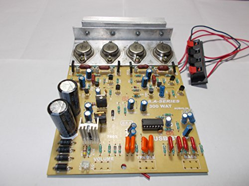 Soumik Electricals 300 Watt Amplifier Board, Power Amplifier kit