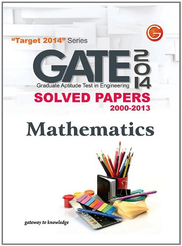 GATE Paper Mathematics (OLD EDITION) (OLD EDITION)