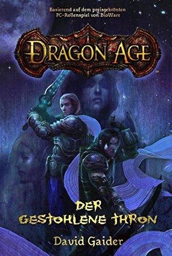 Der gestohlene Thron (Dragon Age, Band 1) -