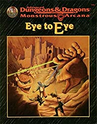 Advanced Dungeons & Dragons 2nd Edition - Modules & Adventures Beholder Trilogy, The 3 - Eye to Eye New