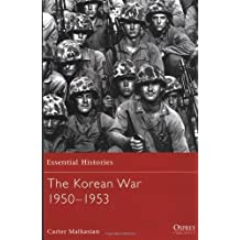 The Korean War (Essential Histories) by Carter Malkasian (2001-09-25)