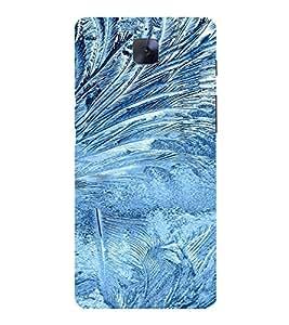 PrintVisa Modern Art Pattern 3D Hard Polycarbonate Designer Back Case Cover for One Plus 3
