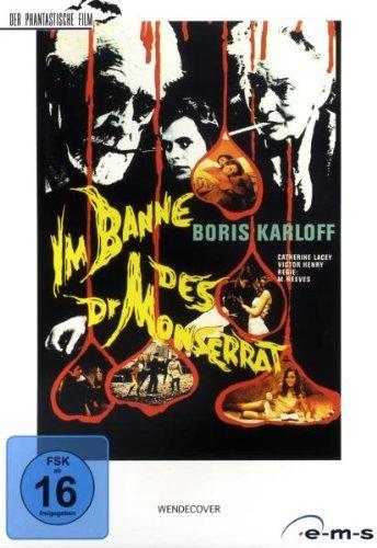 Im Banne des Dr. Monserrat / The Sorcerers (Der phantastische Film Vol. 5) - German Release (Language: German and English) by B
