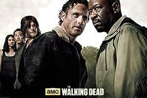 The Walking Dead - Saison 6 - 61x91,5cm AFFICHE / POSTER