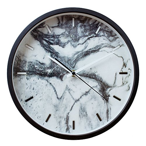contemporary-wood-wall-clock-silent-quartz-clock-black-wooden-frame-10-inch-25cm-chic-and-stylish-wi