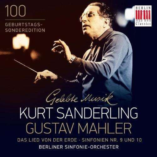 Preisvergleich Produktbild Gelebte Musik - Kurt Sanderling
