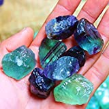 Natural Crystal bruiachite nunatak Green Fluorite nunatak Decoration Multicolour bruiachite Crystal