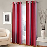 BSB Trendz Plain Sinle Window Curtain