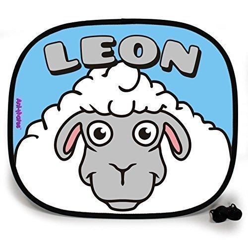 Preisvergleich Produktbild ANI-MATES UV Sonnenschutz Schaf personalisiert (2er Pack) - 123t