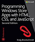 Microsoft Press is pleased to offer the second edition of Kraig Brockschmidt's in-depth ebook on writing Windows Store apps using HTML, CSS3, and JavaScript on the Windows 8.1 platform. The ebook includes 20 chapters and 4 appendices.  Download the P...