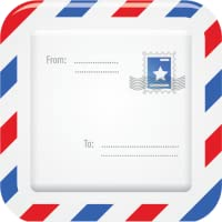 Moderne Postkarte Pro